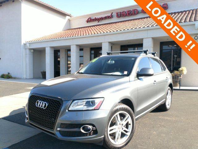 2014 Audi Q5 Premium Plus | San Luis Obispo, CA | Auto Park Sales & Service in San Luis Obispo CA