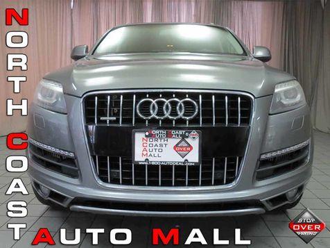 2014 Audi Q7 3.0L TDI Premium Plus in Akron, OH