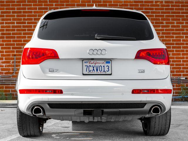 2014 Audi Q7 3.0L TDI Prestige Burbank, CA 3