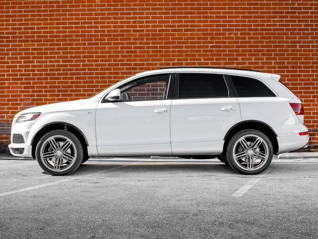 2014 Audi Q7 3.0L TDI Prestige Burbank, CA 5