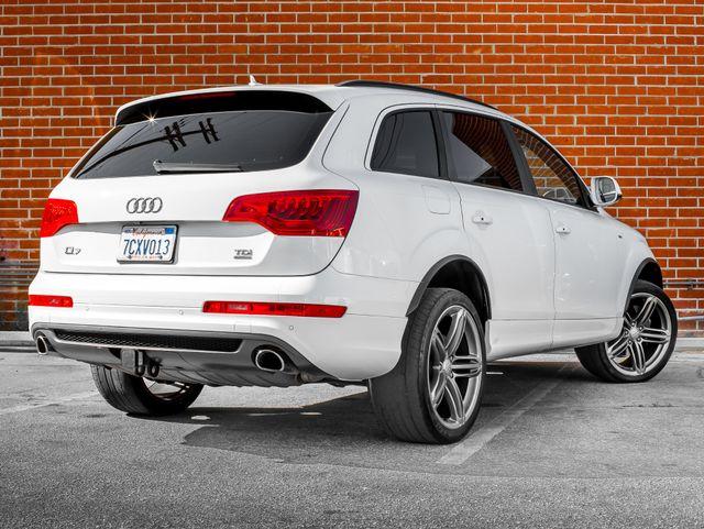 2014 Audi Q7 3.0L TDI Prestige Burbank, CA 6