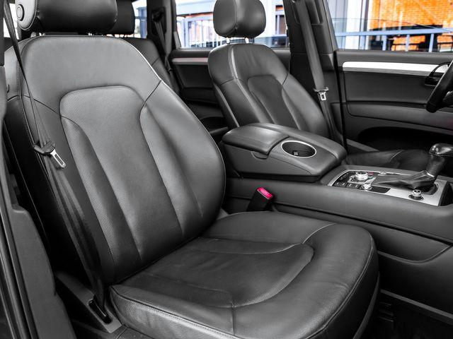 2014 Audi Q7 3.0T S line Prestige Burbank, CA 13