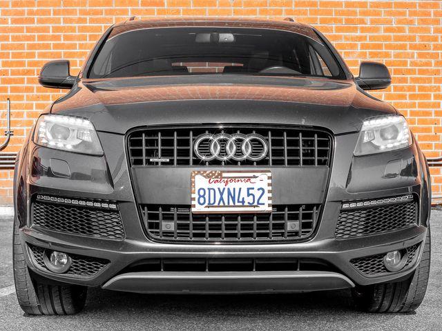2014 Audi Q7 3.0T S line Prestige Burbank, CA 2