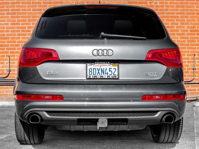 2014 Audi Q7 3.0T S line Prestige Burbank, CA 3