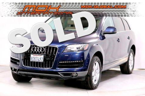 2014 Audi Q7 3.0T Premium Plus - Exceptionally Clean in Los Angeles
