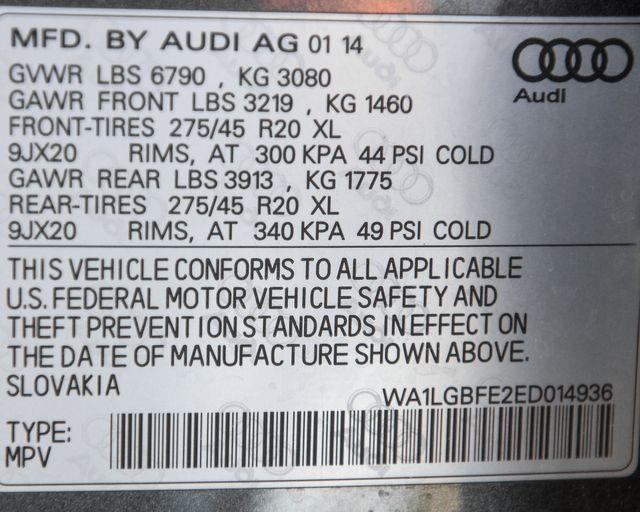 2014 Audi Q7 3.0T Premium Plus Burbank, CA 38