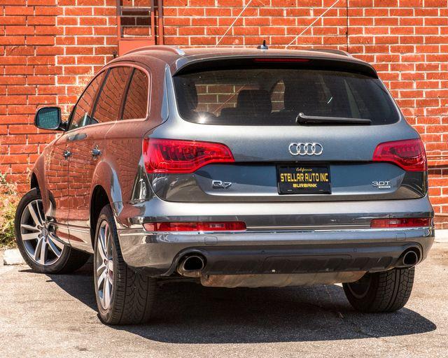 2014 Audi Q7 3.0T Premium Plus Burbank, CA 5