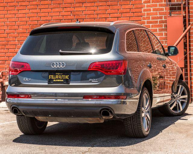 2014 Audi Q7 3.0T Premium Plus Burbank, CA 7