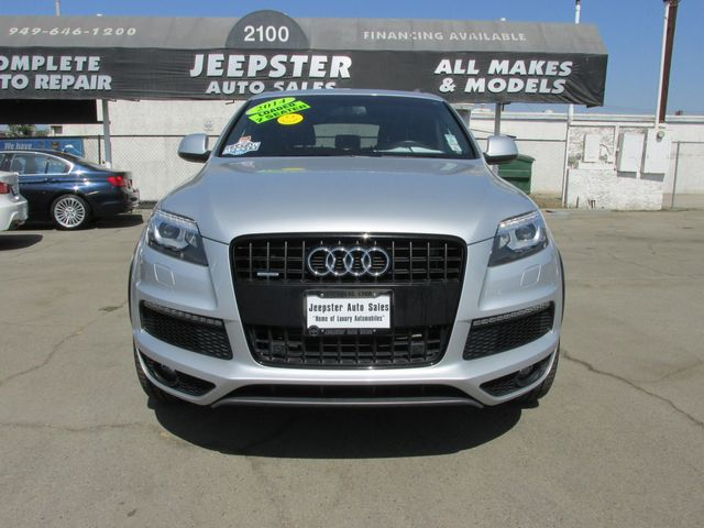 2014 Audi Q7 3.0T S line Prestige in Costa Mesa, California 92627