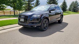 2014 Audi Q7 3.0L TDI Premium Plus Erie, Colorado 12