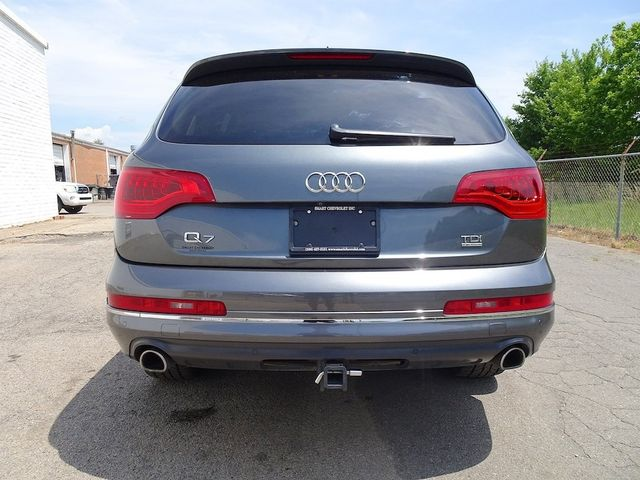 2014 Audi Q7 3.0L TDI Premium Plus Madison, NC 3