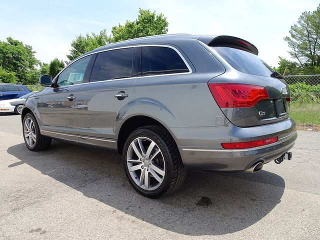 2014 Audi Q7 3.0L TDI Premium Plus Madison, NC 4