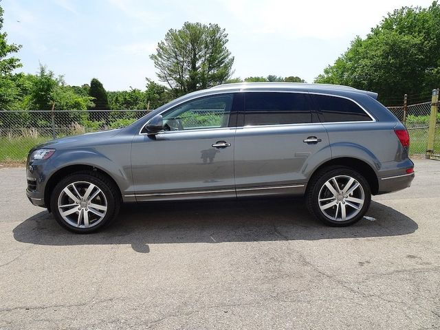 2014 Audi Q7 3.0L TDI Premium Plus Madison, NC 5