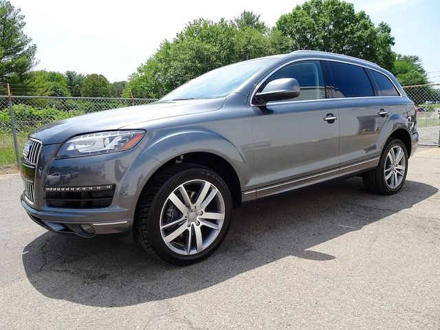 2014 Audi Q7 3.0L TDI Premium Plus Madison, NC 6