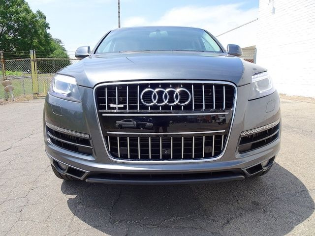 2014 Audi Q7 3.0L TDI Premium Plus Madison, NC 7