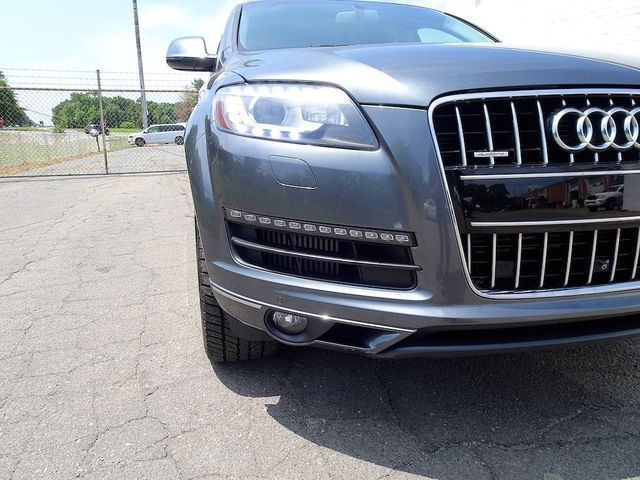 2014 Audi Q7 3.0L TDI Premium Plus Madison, NC 8