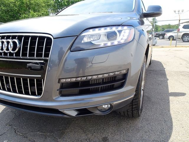 2014 Audi Q7 3.0L TDI Premium Plus Madison, NC 9