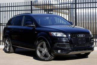 2014 Audi Q7 3.0T S line Prestige* 3rd Row* Nav* BU Cam*Sunroof | Plano, TX | Carrick's Autos in Plano TX