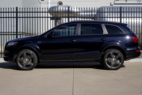 2014 Audi Q7 3.0T S line Prestige* 3rd Row* Nav* BU Cam*Sunroof | Plano, TX | Carrick's Autos in Plano, TX