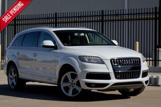2014 Audi Q7 3.0T S line Prestige*Nav*BU Cam*Pano*AWD** | Plano, TX | Carrick's Autos in Plano TX