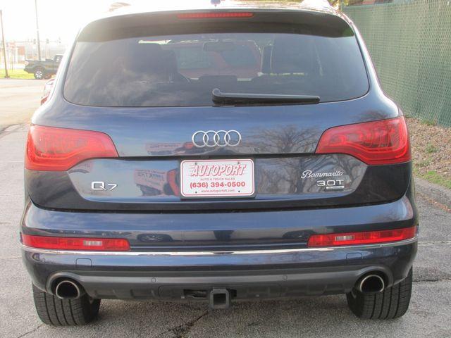 2014 Audi Q7 3.0T Premium Plus St. Louis, Missouri 4