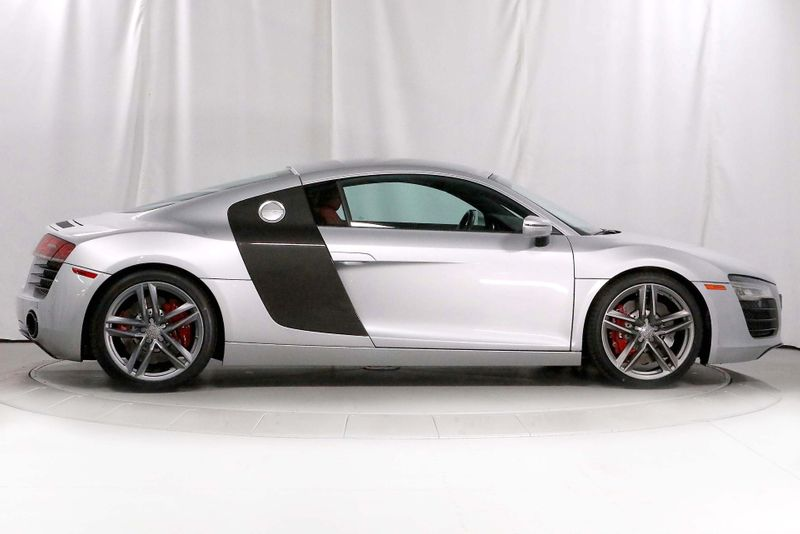2014 Audi R8 Coupe V8 - Double Clutch - Carbon Fiber side blades  city California  MDK International  in Los Angeles, California