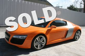 2014 Audi R8 Coupe V8 Houston, Texas