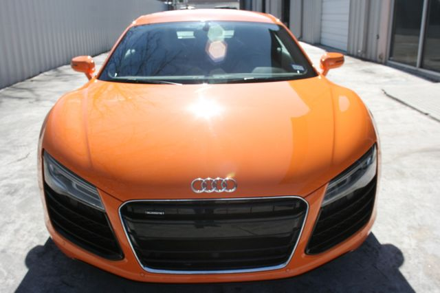 2014 Audi R8 Coupe V8 Houston, Texas 1
