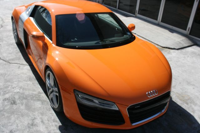 2014 Audi R8 Coupe V8 Houston, Texas 10