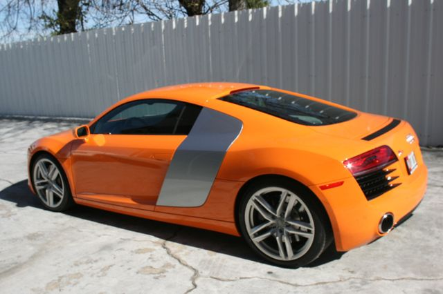 2014 Audi R8 Coupe V8 Houston, Texas 2