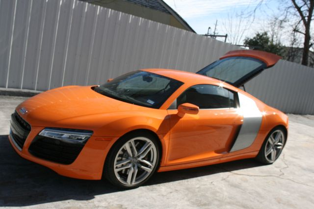 2014 Audi R8 Coupe V8 Houston, Texas 20
