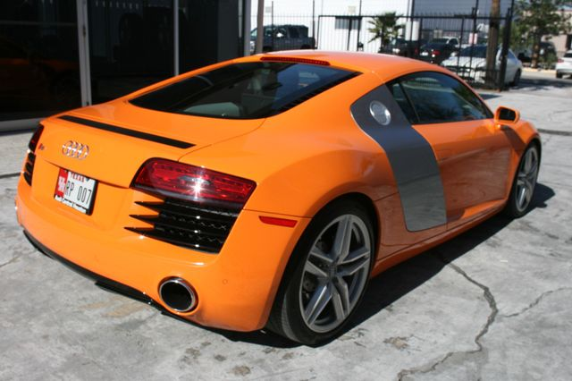 2014 Audi R8 Coupe V8 Houston, Texas 5