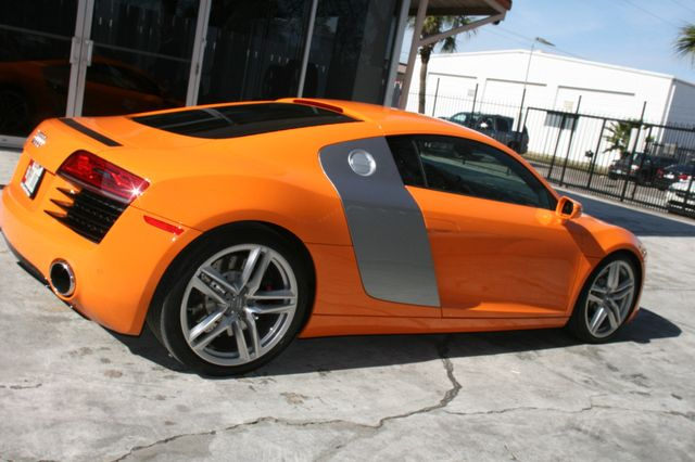 2014 Audi R8 Coupe V8 Houston, Texas 6