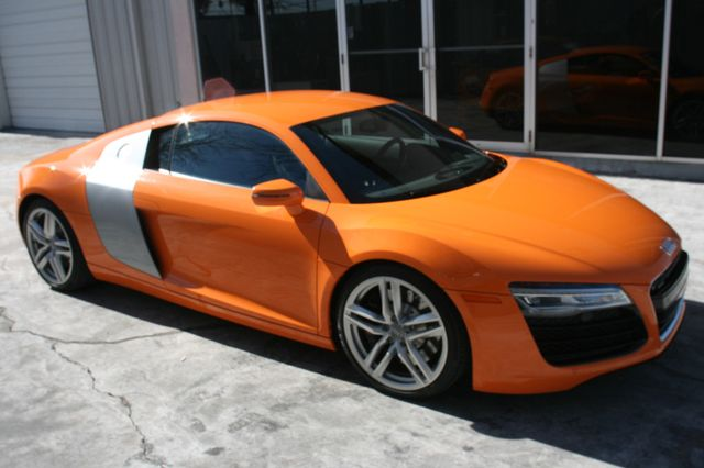 2014 Audi R8 Coupe V8 Houston, Texas 7