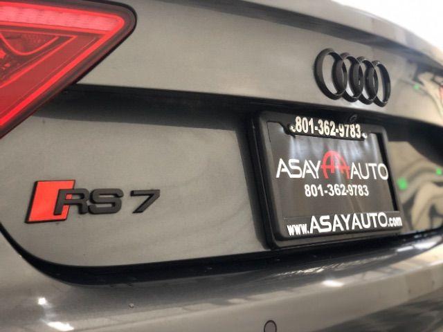 2014 Audi RS 7 Prestige LINDON, UT 8