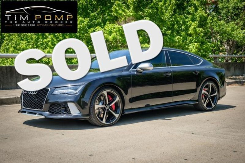 2014 Audi RS 7 Prestige | Memphis, Tennessee | Tim Pomp - The Auto Broker in Memphis Tennessee