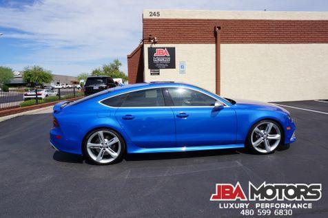 2014 Audi RS 7 Prestige Package RS7 SPRINT BLUE EXCLUSIVE COLOR | MESA, AZ | JBA MOTORS in MESA, AZ