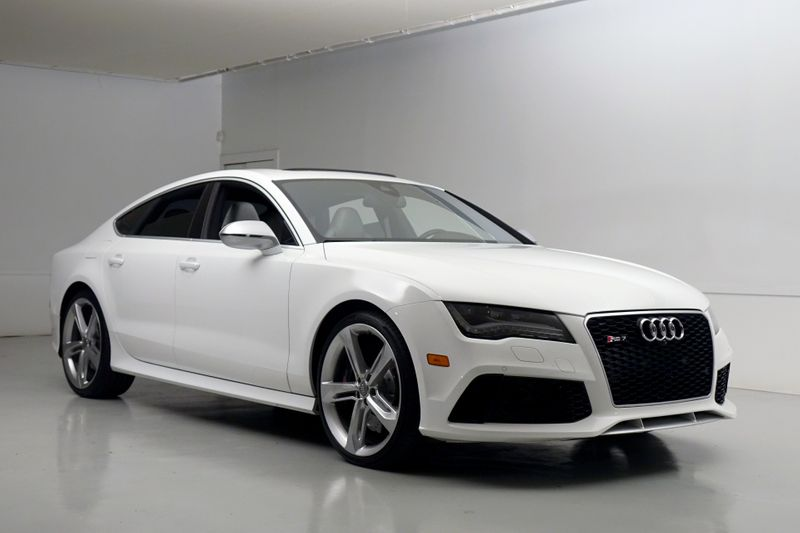 2014 Audi RS 7 Prestige* 560 HP* $112K MSRP* Driver Asst* 21'S***   Plano, TX   Carrick's Autos in Plano TX