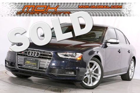 2014 Audi S4 Prestige - Manual - Sports Diff - VERY RARE! in Los Angeles