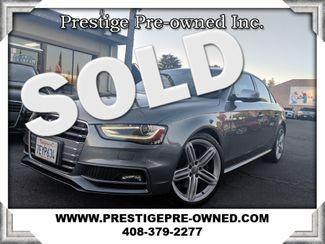 2014 Audi S4 PREMIUM PLUS ((**AWD//NAVI & BACK-UP CAM**))  in Campbell CA