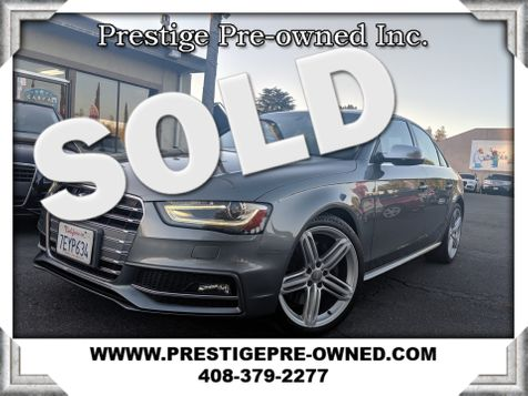 2014 Audi S4 PREMIUM PLUS ((**AWD//NAVI & BACK-UP CAM**))  in Campbell, CA