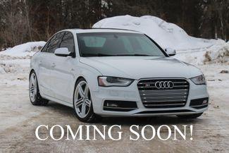 2014 Audi S4 Premium Plus 3.0T Quattro AWD w/Navigation,  in Eau Claire, Wisconsin