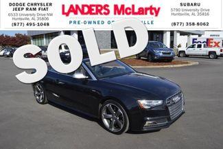 2014 Audi S5 Cabriolet Premium Plus   Huntsville, Alabama   Landers Mclarty DCJ & Subaru in  Alabama
