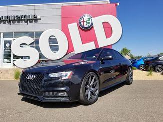 2014 Audi S5 Coupe Prestige in Albuquerque New Mexico, 87109