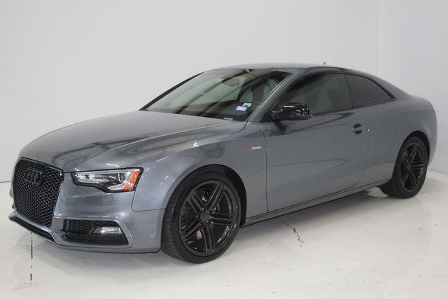 2014 Audi S5 Coupe Premium Plus Houston, Texas 1