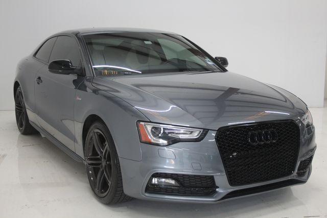 2014 Audi S5 Coupe Premium Plus Houston, Texas 4