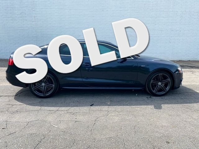 2014 Audi S5 Coupe Prestige Madison, NC 0