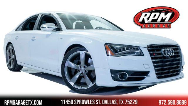 2014 Audi S8 Fully-Loaded $128k MSRP in Dallas, TX 75229