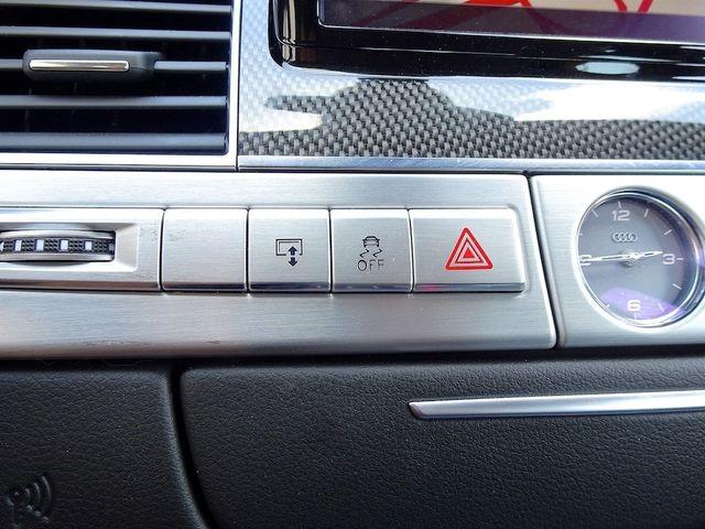 2014 Audi S8 4.0T Madison, NC 21