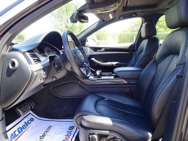 2014 Audi S8 4.0T Madison, NC 31